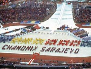Sarajevo-Olympics