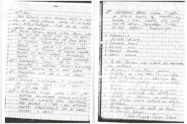 Državno odvjetništvo Republike Hrvatske trebalo bi istražiti autentičnost priloženog dokumenta i odgovoriti na pitanje – svjedoči li on da je Milorad Pupovac aktivno sudjelovao u agresiji na Hrvatsku. Naime, na dnu dokumenta vidi se njegov potpis
