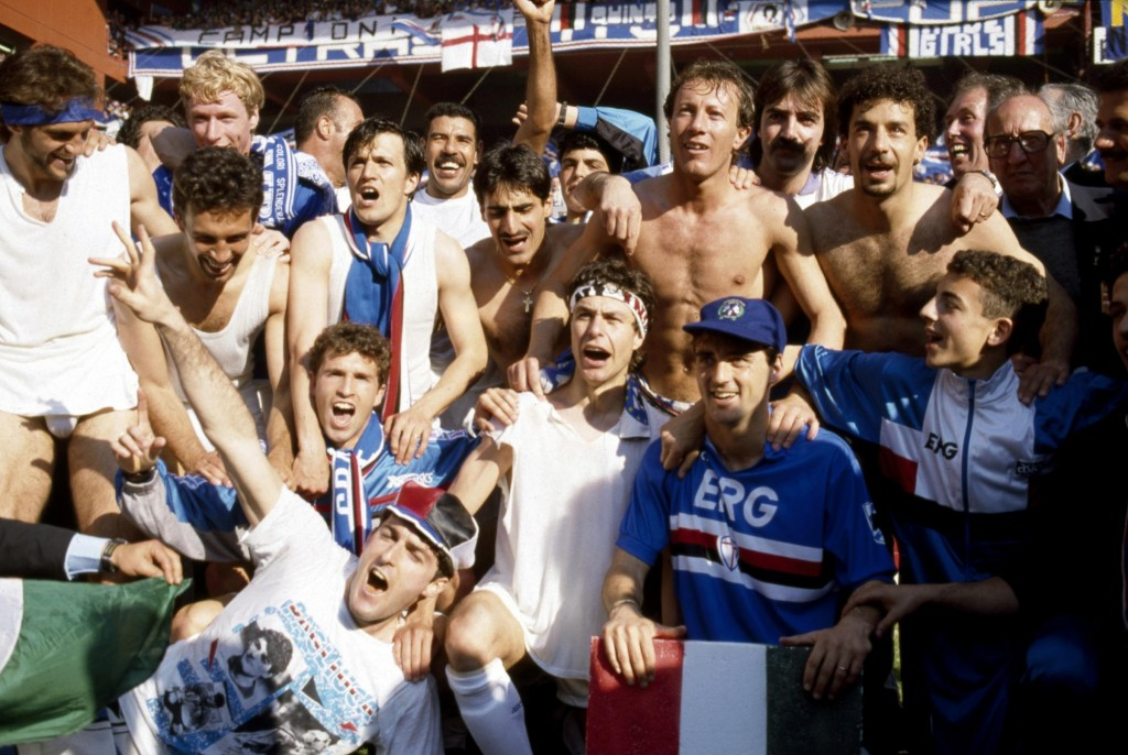 Sampdoria 1991
