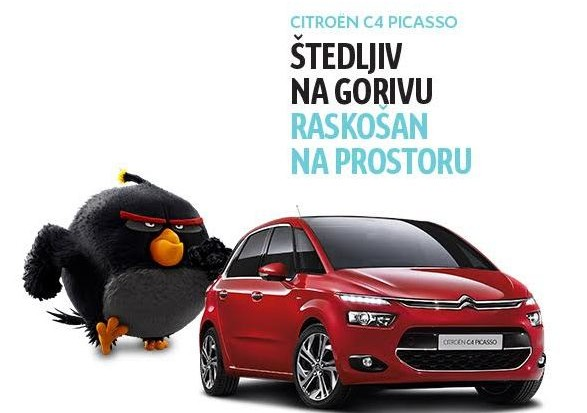 kakve veze imaju angry birds i citro n provjerite foto. Black Bedroom Furniture Sets. Home Design Ideas