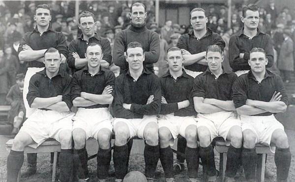 Momčad Liverpoola 1936. godine