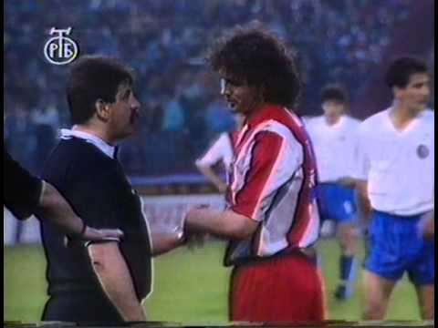 mihajlović štimac zvezda 1991.