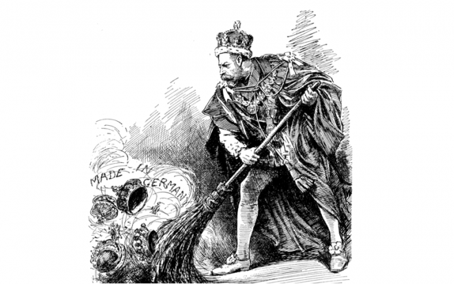 468px-A_Good_Riddance_-_George_V_of_the_United_Kingdom_cartoon_in_Punch_1917