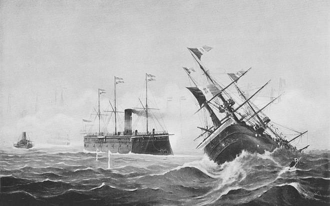 Sinking_of_the_italian_ironclad_Re_dItalia