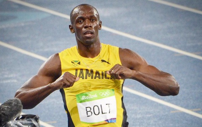 Facebook: Usain Bolt