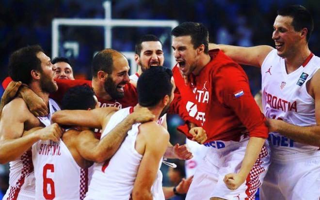 Facebook / Hrvatska košarkaška reprezentacija