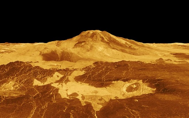 800px-Venus_-_3D_Perspective_View_of_Maat_Mons