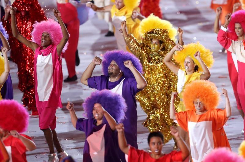 05.08.2016., Brazil, Rio de Janeiro - Svecana ceremonija otvorenja Olimpijskih igra Rio 2016 na stadionu Maracana. Photo: Igor Kralj/PIXSELL