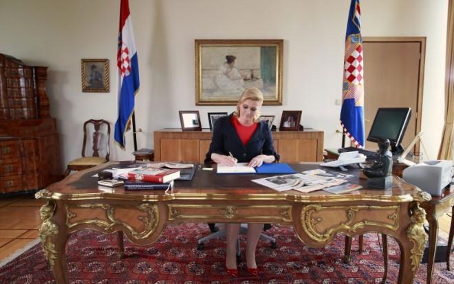 Ured predsjednice
