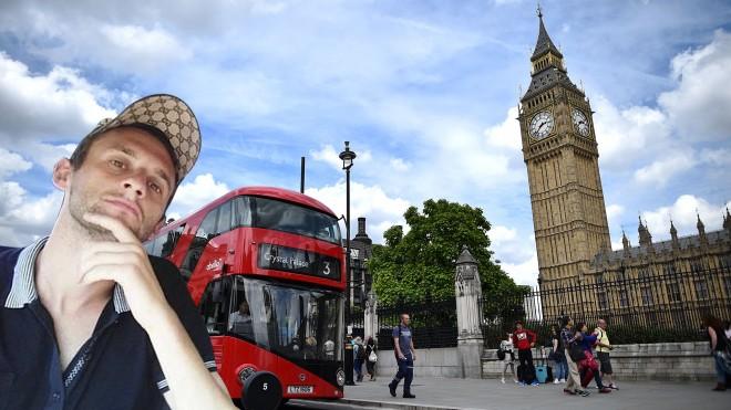 #EpicBrozo u razgledavanju Londona