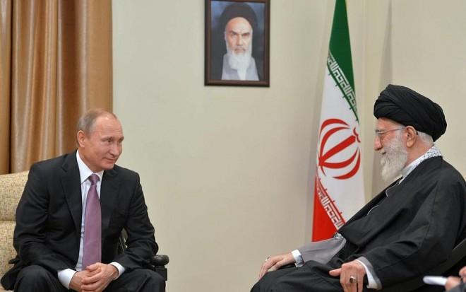 iran rusija foto