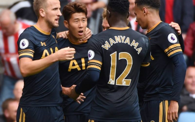 Facebook: Tottenham