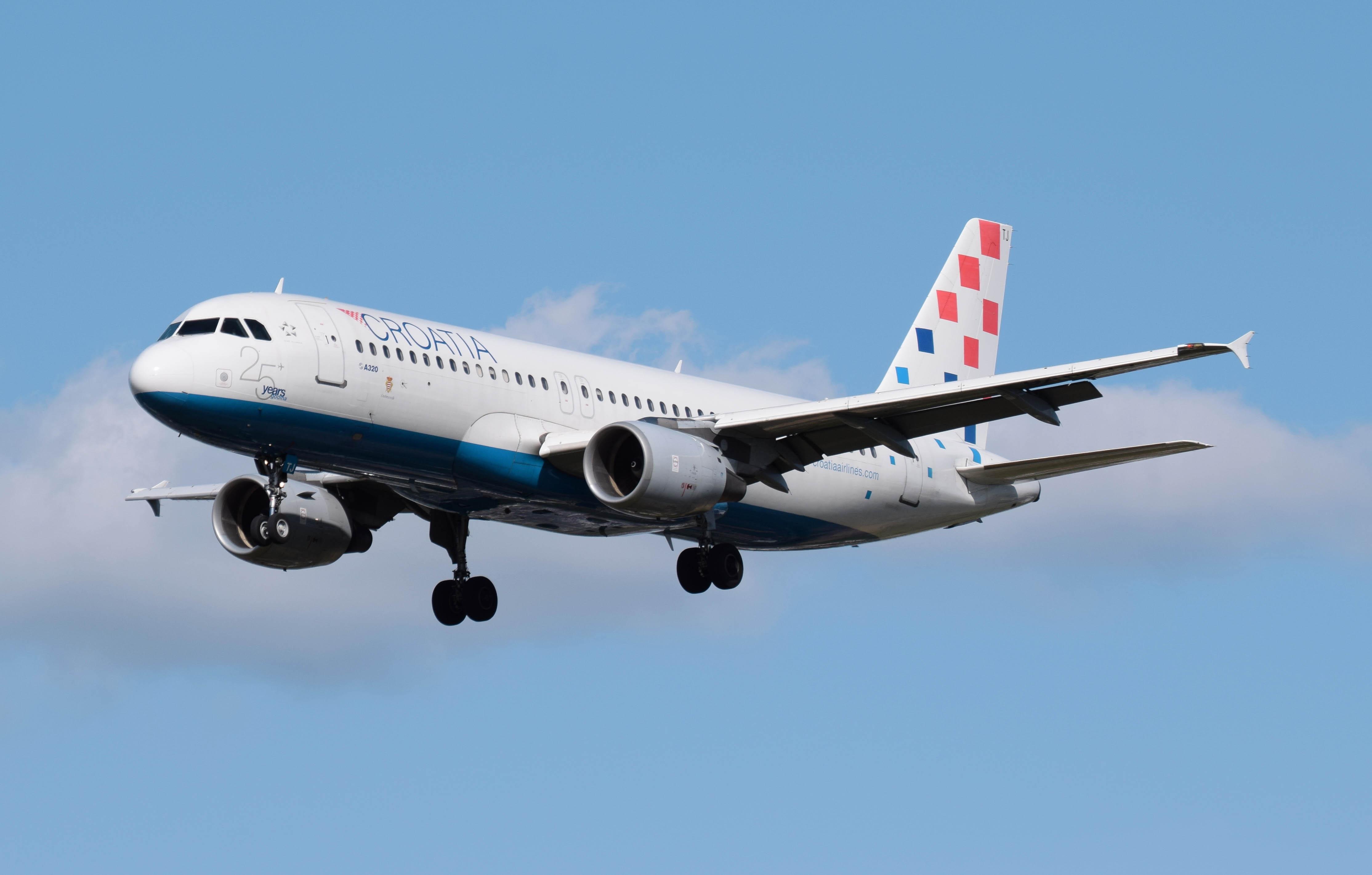 Croatia Airlines U Sijecnju Ce Povezivati Zagreb S 10 Međunarodnih Odredista Dnevno Hr