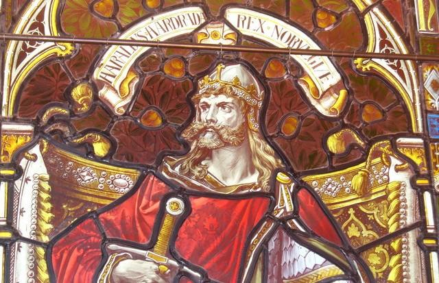 harald_hardrada_window_in_kirkwall_cathedral_geograph_2068881