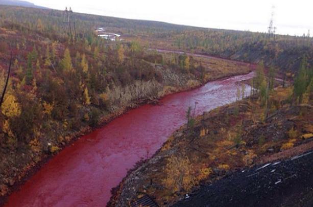 krvava rijeka