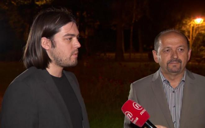 Screenshot: Nova tv
