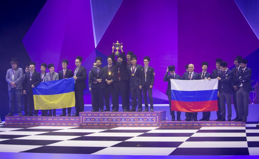 Sjedinjene Države, Ukrajina i Rusija na pobjedničkom tronu