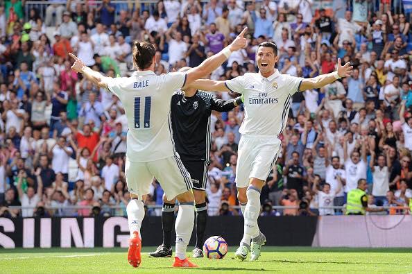 Facebook: Gareth Bale(Official)