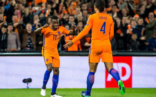 Facebook: Quincy Promes (Official)