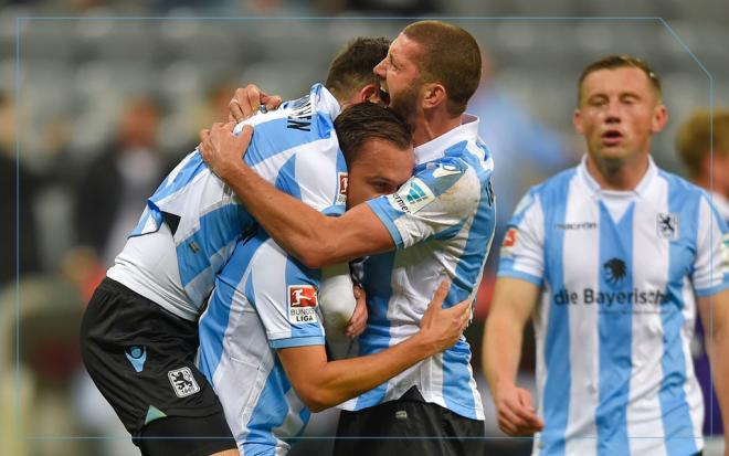 Facebook: TSV 1860 Munchen (Official)