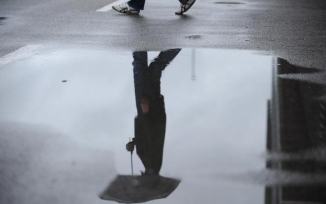 13.05.2012., Zagreb - Jucerasnje visoke temperature jutros je zamijenila hladnoca. Photo: Daniel Kasap/PIXSELL
