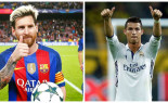 Facebook: Leo Messi/Cristiano Ronaldo (Official)