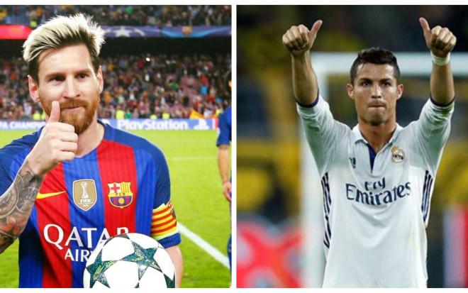 Facebook: Leo Messi/Cristiano Ronaldo (Official)