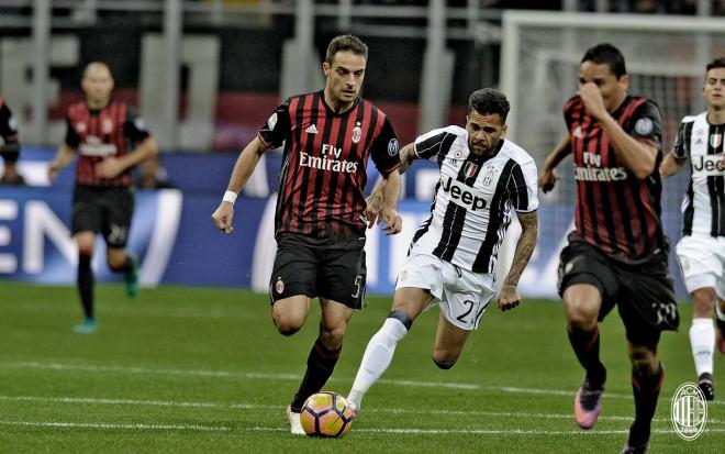 Facebook: AC Milan (Official)