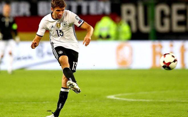 Facebook: Thomas Muller (Official)