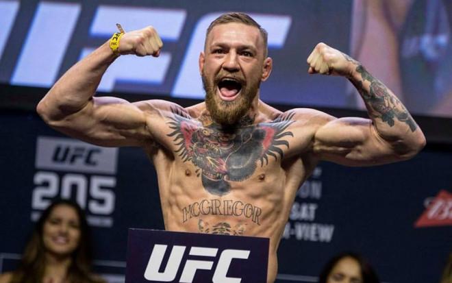 Facebook: Conor McGregor (OFFICIAL)