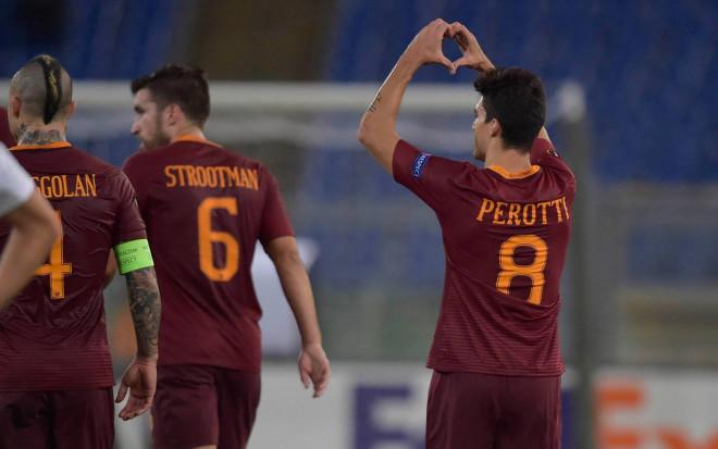 Facebook: AS Roma (Official)