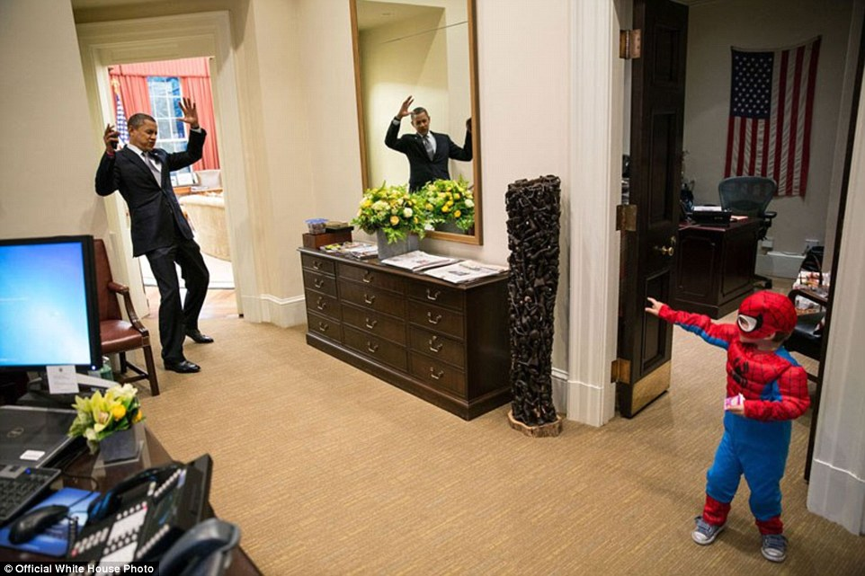 © Official White House Photo