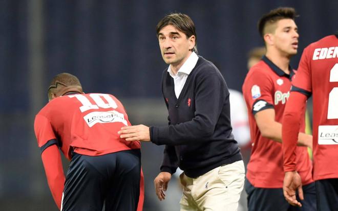 Facebook: Genoa CFC (Official)