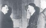 7Dnevno / Predsjednik Srbije Milan Nedić u državno posjetu Hitleru 1943.