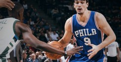 Facebook: Philadelphia 76ers (Official)