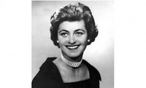 PC 1651 Jean Kennedy, circa 1953. Photograph in the John F. Kennedy Presidential Library and Museum, Boston.
