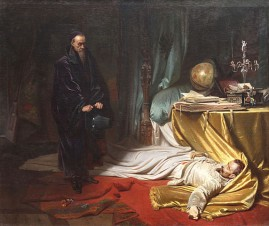 Seni_at_the_Dead_Body_of_Wallenstein_Karl_von_Piloty
