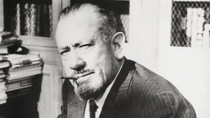 Author and Nobel Prize winner John Steinbeck, early 1960s. (Photo by Underwood Archives/Getty Images)