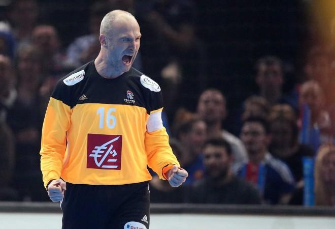 Facebook: Equipes de France de Handball: Photo: PILLAUD