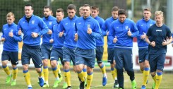 Facebook: Football Federation of Ukraine (Official) Photo: Kubanov Pavlo