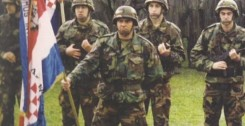 "Udruga Ratnih Veterana 9 Gbr. ""Vukovi"""