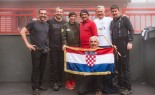 Hrvoje Rupcic, Ana Gruica, Stipe Bozic, Damir Eljuga, Vedran Mlikota