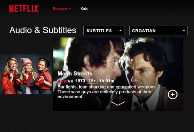 Netflix vam plaća za prijevod podnaslova (titlova) | Dnevno