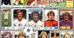 Arie Haan career stickers
