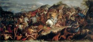 Charles_Le_Brun_Le_Passage_du_Granique_1665