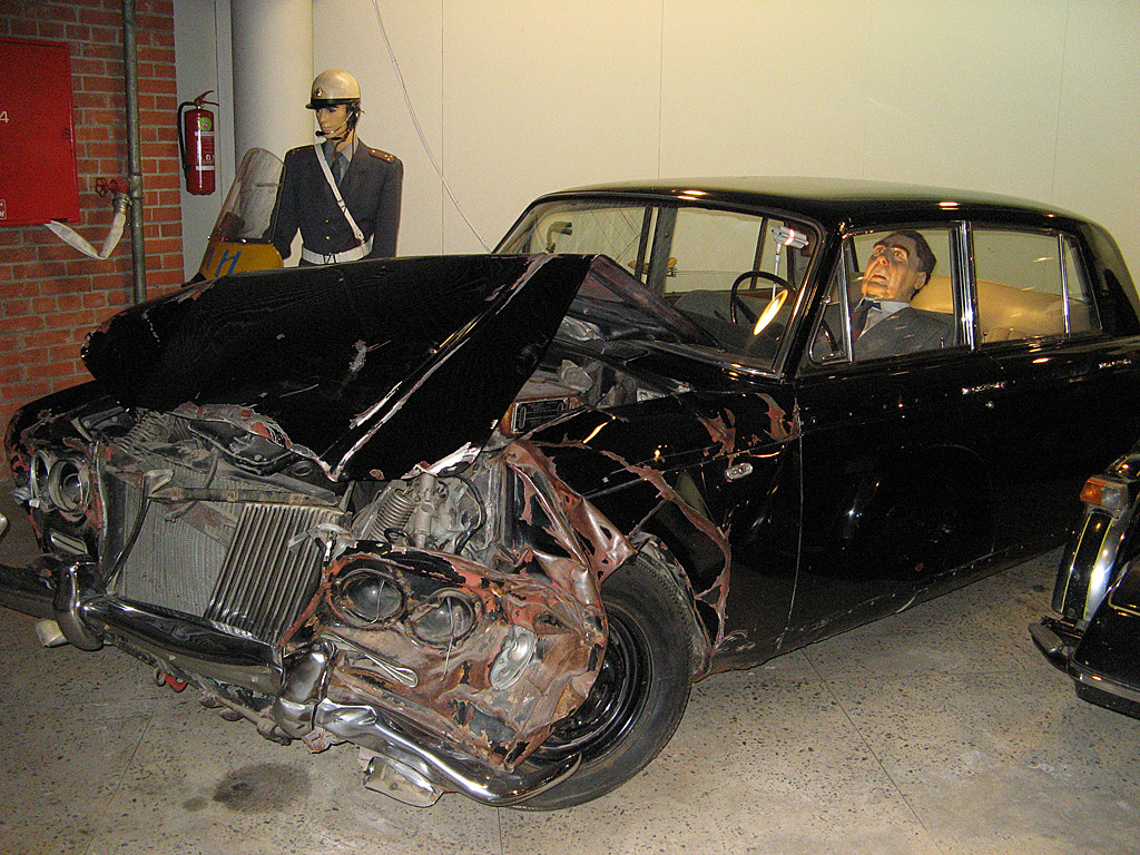 Brezhnev's beautiful Rolls Royce