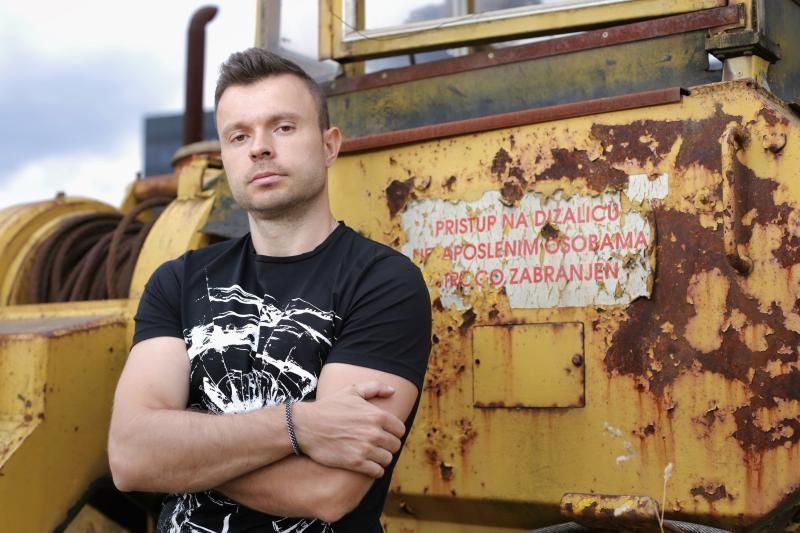Tomislav Miletic/PIXSELL Goran Belošević, bubnjar benda Pravila igre