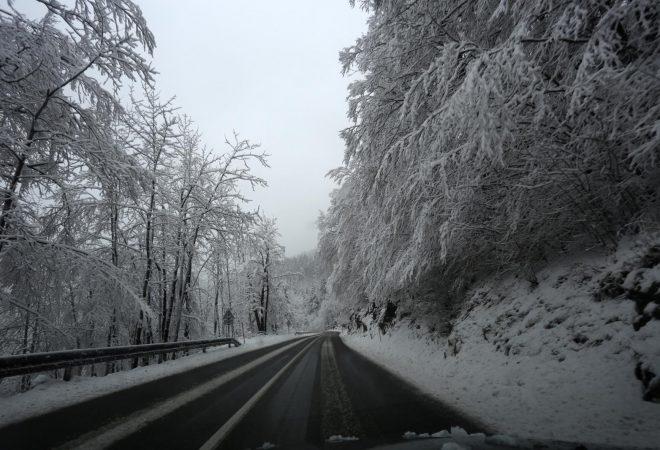 Crveni Meteoalarm Na Snazi Tijekom Vikenda Moguć Snijeg