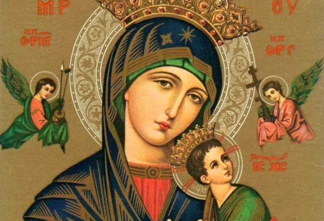 Image result for Gospa od Zdravlja molitva