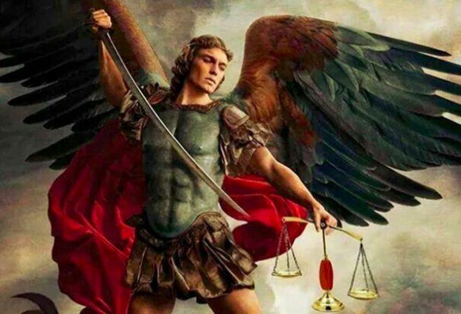 Slikovni rezultat za krunica sv mihaelu arkanđelu